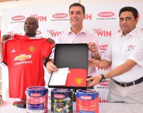 Plascon Uganda launches paint and win promotion