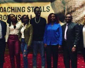 "Irene Ntale, Anne Kansiime and Maurice Kirya have joined an anti-poaching campaign dubbed ""Poaching Steals from Us All""."
