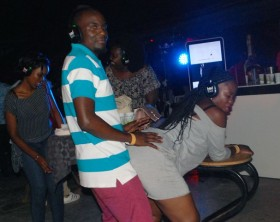 Johnnie Walker party bus 2nd edition
