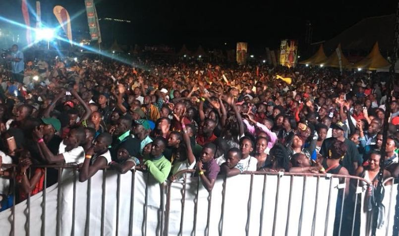 10 Years of Radio and Weasel concert