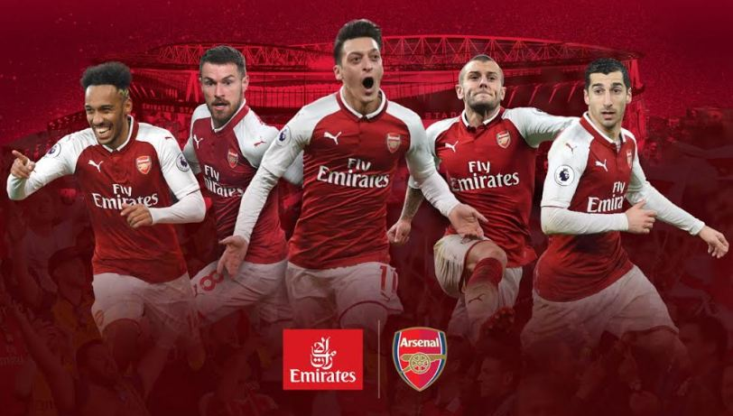 Emirates and Arsenal Renew Sponsorship Deal