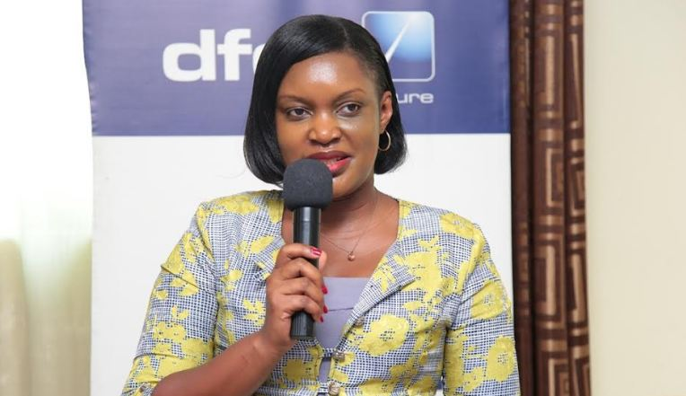Victoria Byenkya - Manager dfcu Women in Business