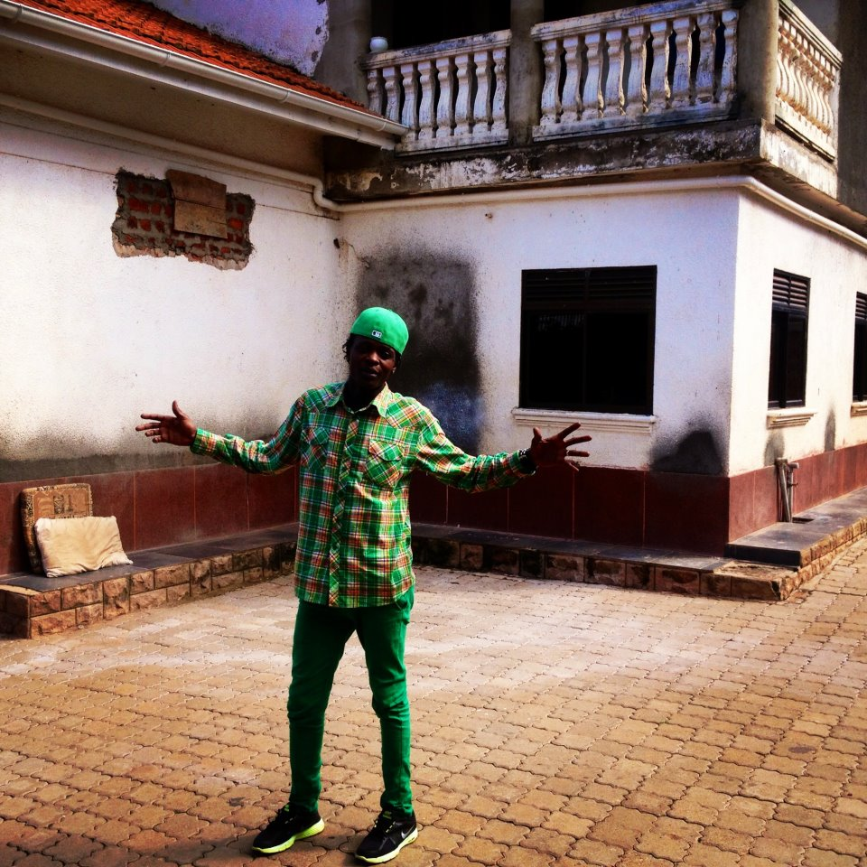 chameleone turns seguku house into guest house