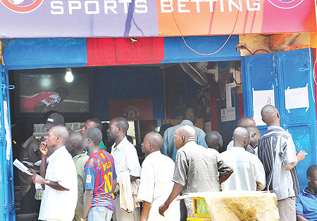World star sports betting uganda college basketball betting lines explained synonym