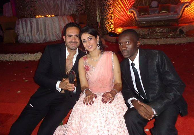 Sudhir ruparelia daughter wedding