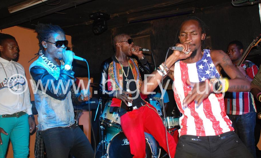 Radio and Weasel Chameleone
