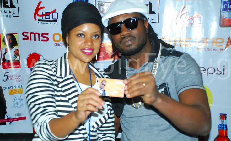 Is Bebe Cool recruiting fans into DEVIL WORSHIPPING and