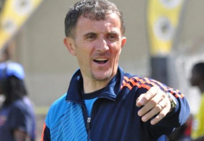Uganda Cranes head coach, Milutin 'Micho' Sredojevic