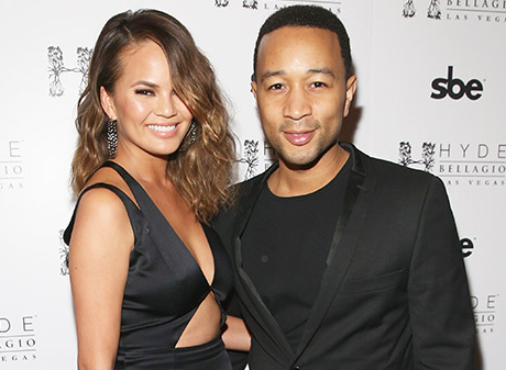 John Legend's Wife Goes Fully Nude In New Photoshoot. [Photos]