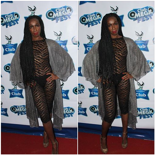 Photo Patra Semi-Naked At Club Mega Fest-6287