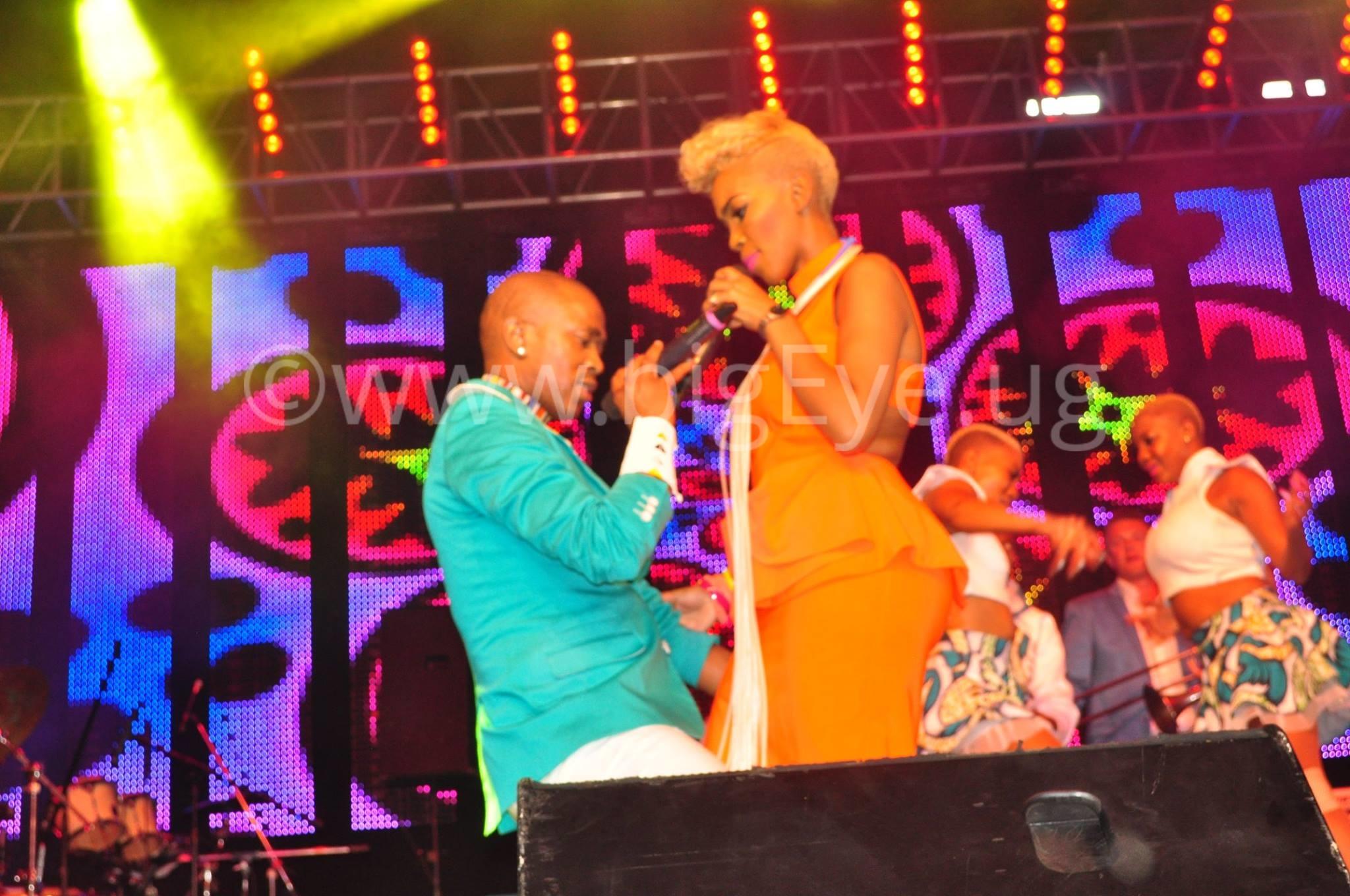 Mafikizolo Kampala show