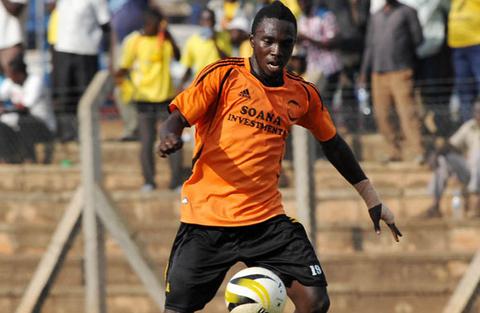 Dan Wagaluka - Soana FC