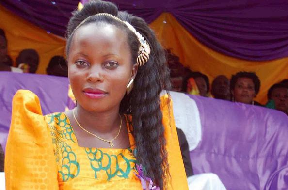 Sanyu Robinah Mweruka