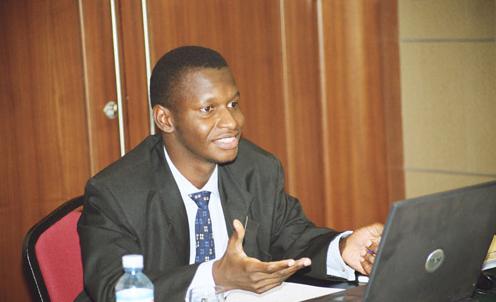 Joel Isabirye