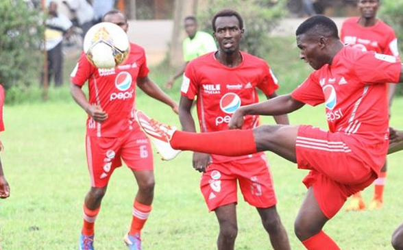 Makerere University football team