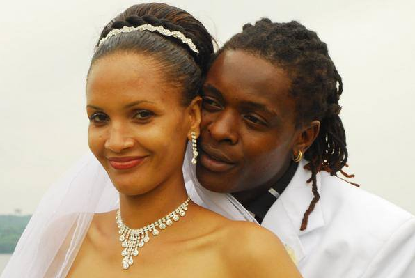 Chameleone and wife Daniella