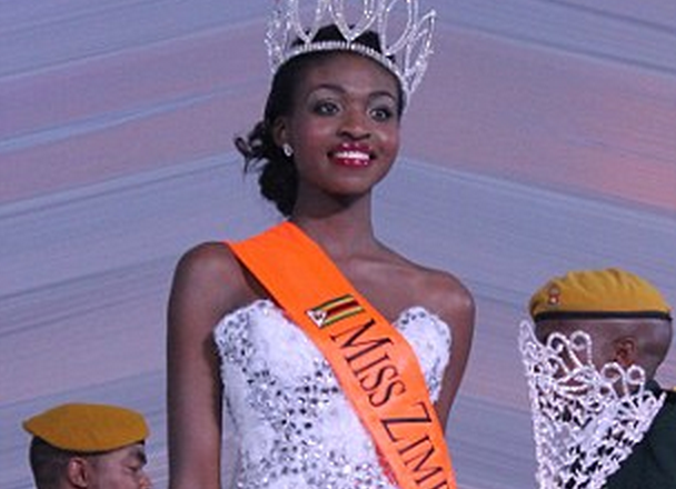 Miss Zimbabwe Stripped Of Title After Naked Photos Of Her -7821