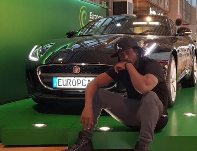 Cheap Cash Cars >> Photos: Bebe Cool poses with the car of his dreams.