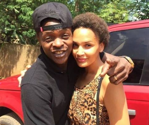 Jose Chameleone and wife Daniella Atim