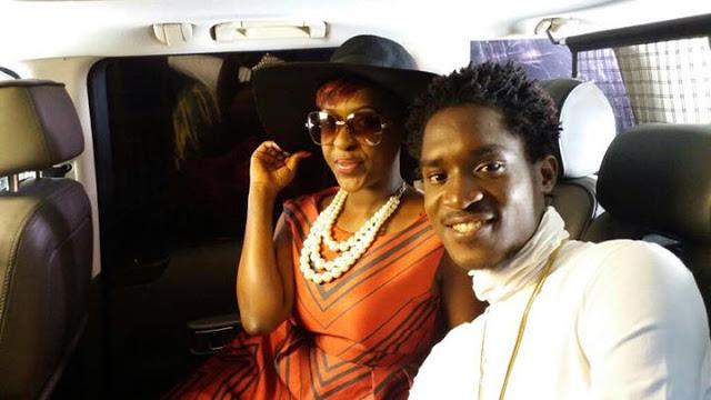 Lilian Mbabazi and A Pass