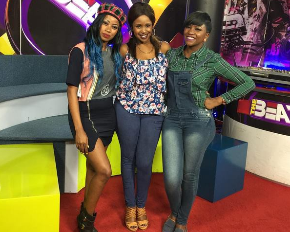 Sheebah and Irene Ntale excited to meet Kenyan singer ...