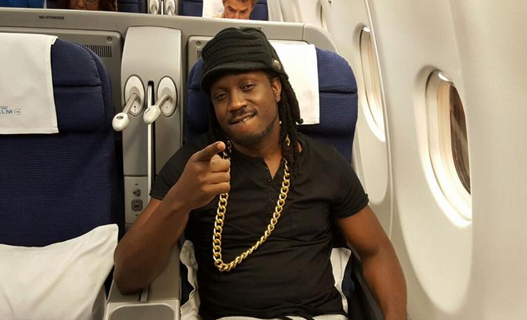 Bebe Cool visits wife in the US