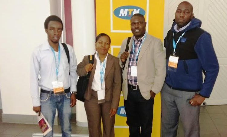 MTN sponsors three Ugandan Journalists to Highway Africa Conference at Rhodes University.