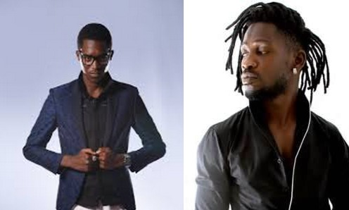 Fast rising Dance hall star APass and Ghetto Gladiator Bobi Wine