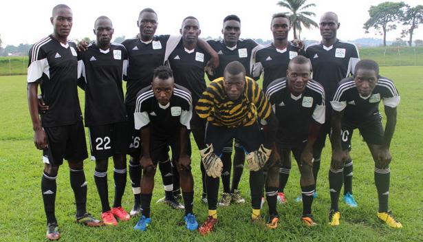 Uganda Cranes CHAN squad