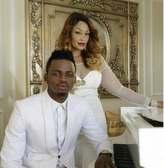 Diamond Platnumz and Zari