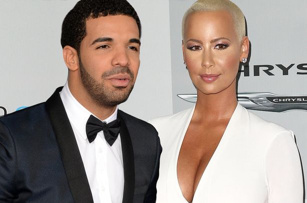 amber rose and drake dating who