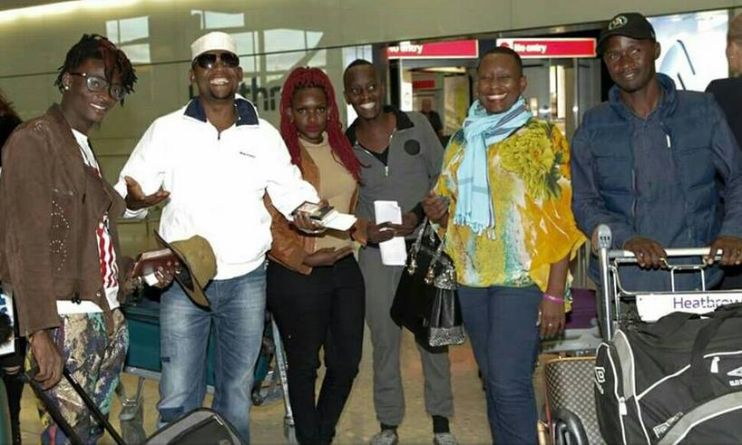 Celebrity gossip news uganda yesterday