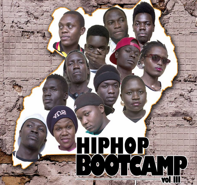 Hip hop Boot Camp vol. 3