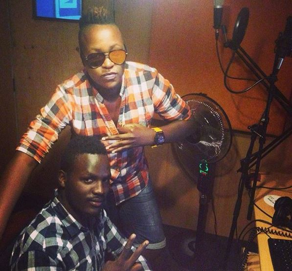 Keko in studio