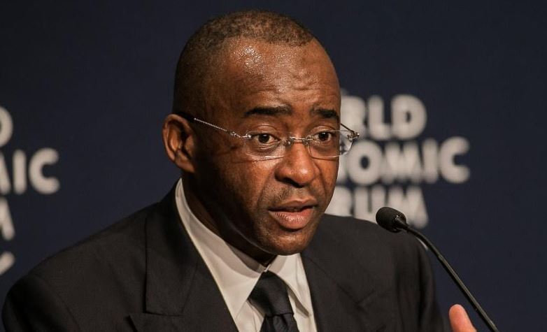 Mr. Strive Masiyiwa, The Executive Chairman and Founder of the Econet Group.