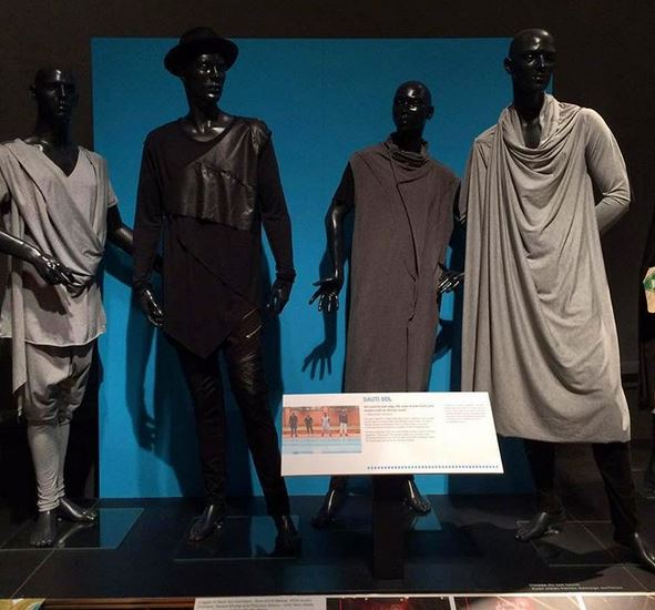 Sauti Sol at British Museum
