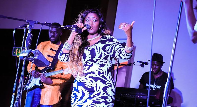 "Angella Katatumba's ""Mulago Yaffe"" concert"