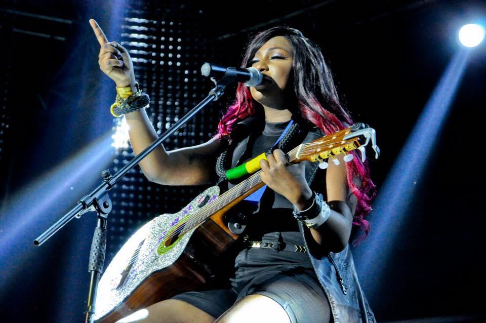 Irene Ntale concert