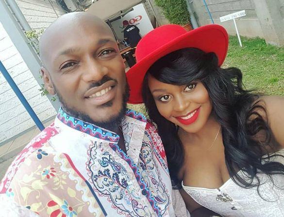 2Face Idibia and Rema Namakula