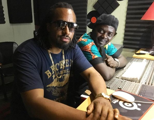 Navio and Paddy Man
