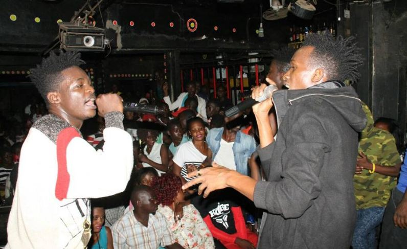 B2C perform in Iganga town