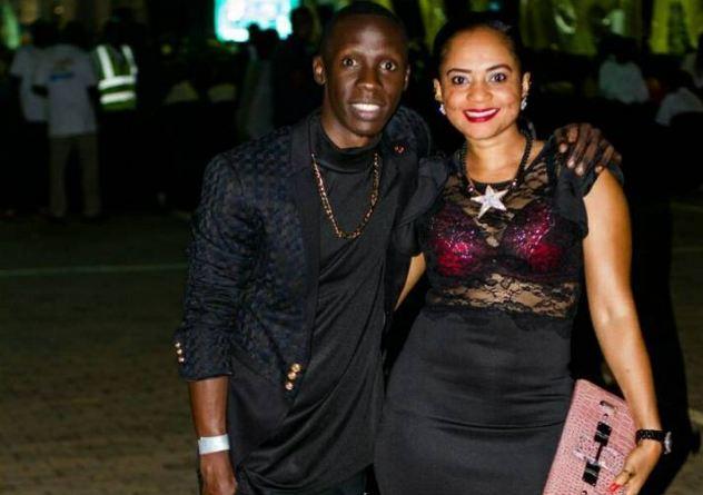 Douglas Lwanga and Lindah Lisa Mukasa