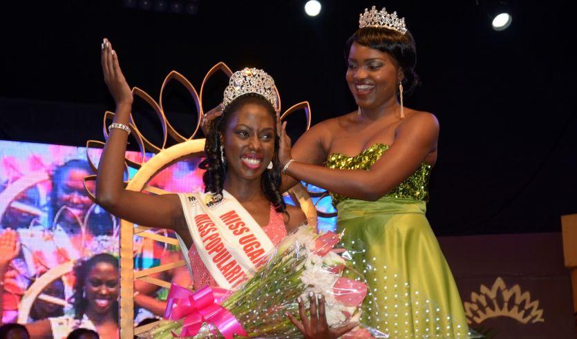 Miss Uganda Leah Kagasa