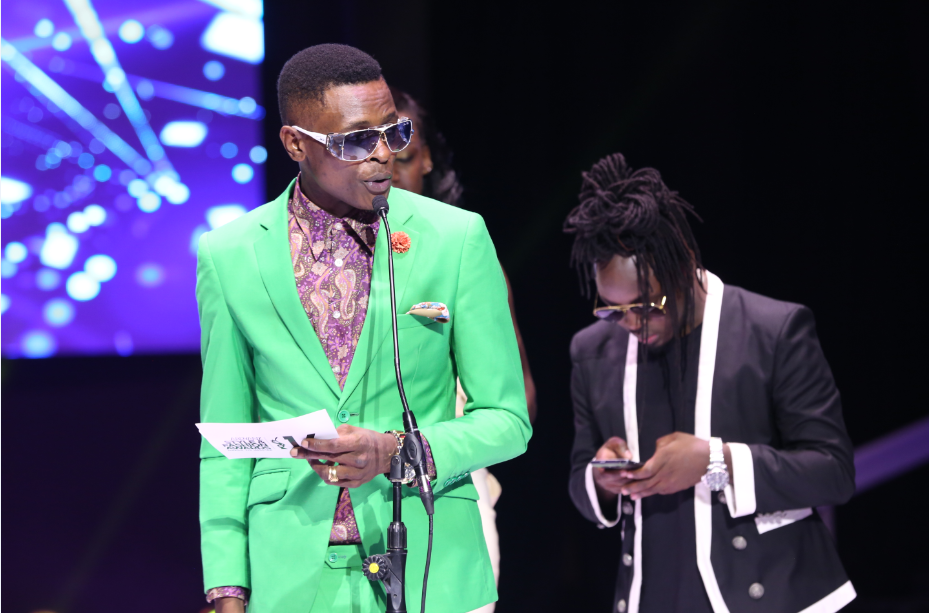 Jose Chameleone at the asfas 2016