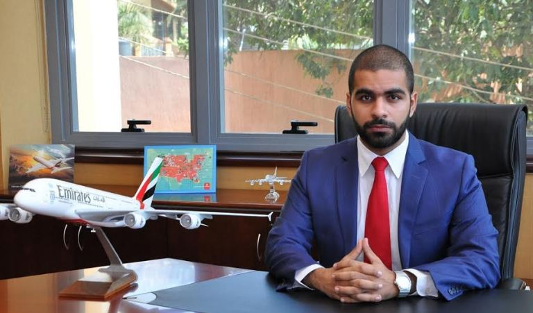 Mohammad Al Attar - Emirates Country Manager Uganda