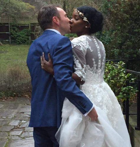 Florence Naluyimba weds lover