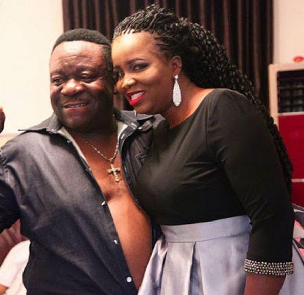 Mr Ibu wife birthday celebrations