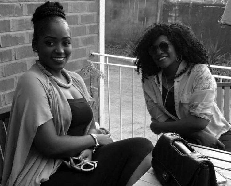 Winnie Nwagi and Irene Ntale