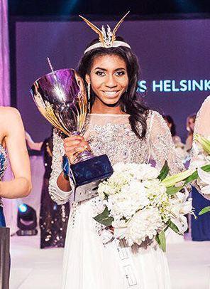 Miss Helsinki Sephora Iklaba
