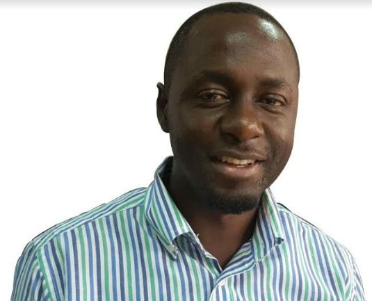 Herbert Walugembe, DStv Sales Manager.